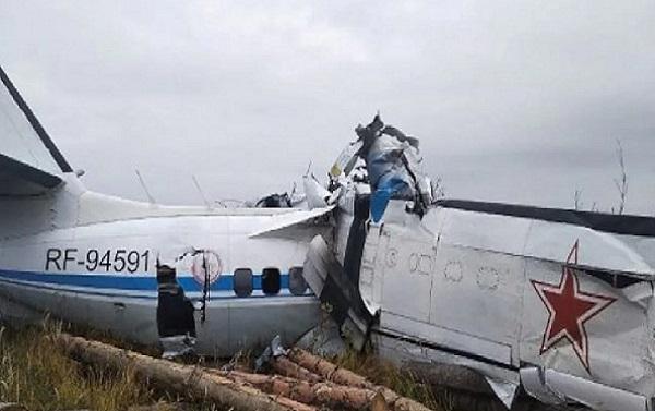 Russian plane crash: રશિયામાં 23 મુસાફરોથી ભરેલુ પ્લેન ક્રેશ થયું દુર્ઘટનામાં 16 લોકોના થયા મોત, 7ને બચાવી લેવાયા