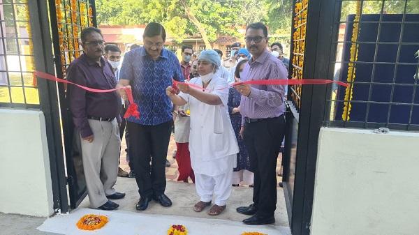 Railway Hospital Sabarmati: પશ્ચિમ રેલવેના જનરલ મેનેજર આલોક કંસલ દ્વારા ડિવિઝનલ રેલવે હોસ્પિટલ સાબરમતીનું નિરીક્ષણ