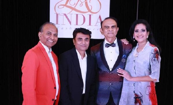 L.A.Fashion Week: અમેરિકામાં ભારતીય દંપતી દ્વારા સંચાલિત સંસ્થા દ્વારા ફેશન વીકનું આયોજન કર્યું, 38 ડિઝાઇનર્સે ભાગ લીધો